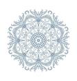 Abstract Hand-drawn Mandala-09 vector image