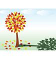 vector tree vector image