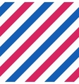 barber pole texture vector image