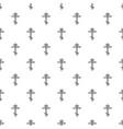 orthodox cross pattern seamless vector image