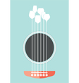 Acoustic Party vector image