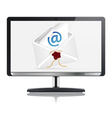 E-Mail Concept vector image vector image