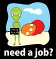 Employment Job Background vector image vector image