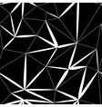 Network white seamless pattern vector image