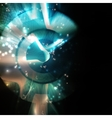 Abstract Creative dynamic element vector image