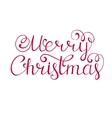 hand drawn christmas wishes vector image