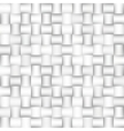 Seamless Greyscale Gradient Squares Lattice vector image