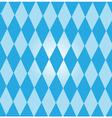 Oktoberfest blue background vector image vector image