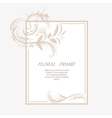 Lace decor for birthday and greeting card vector image
