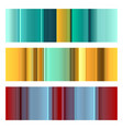seamless texture colored stripes vector image
