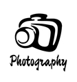 Sketch photography icon vector image