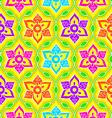 Seamless Rangoli pattern vector image