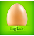 happy easter 10 v vector image vector image