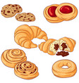 baking on white background vector image
