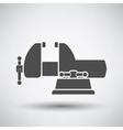 Vise icon vector image