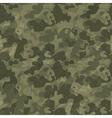 Military camouflage seamless pattern Grunge and vector image vector image
