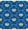 Damask Royal seamless patter vector image