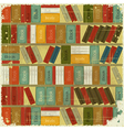 book background vector image