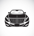 image of an car design vector image