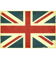 British flag vector image