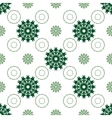 Abstract geometric seamless pattern14 vector image