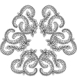 Abstract ornaments vector image