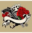 tatoo vector image