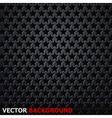 metallic background vector image vector image