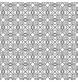 abstract cross pattern vector image