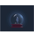Grim Reaper Death vector image