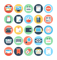 Shopping Icons 3 vector image
