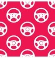 Steering Wheels Seamless Pattern vector image
