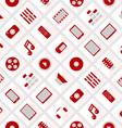 mediaPattern vector image