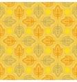 Seasonal pattern background vector image