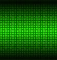 metalic green industrial texture for design vector image