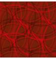 spiral net vector image