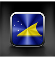 Tokelau flag icon See also version vector image