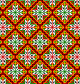 norsk seamless pattern vector image
