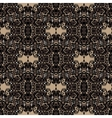 Seamless pattern orament backgernd vector image