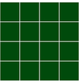 Grid Square Green Background vector image
