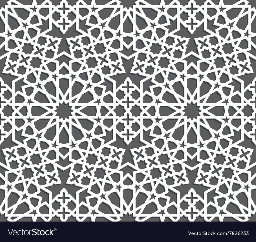 Islamic seamless vector