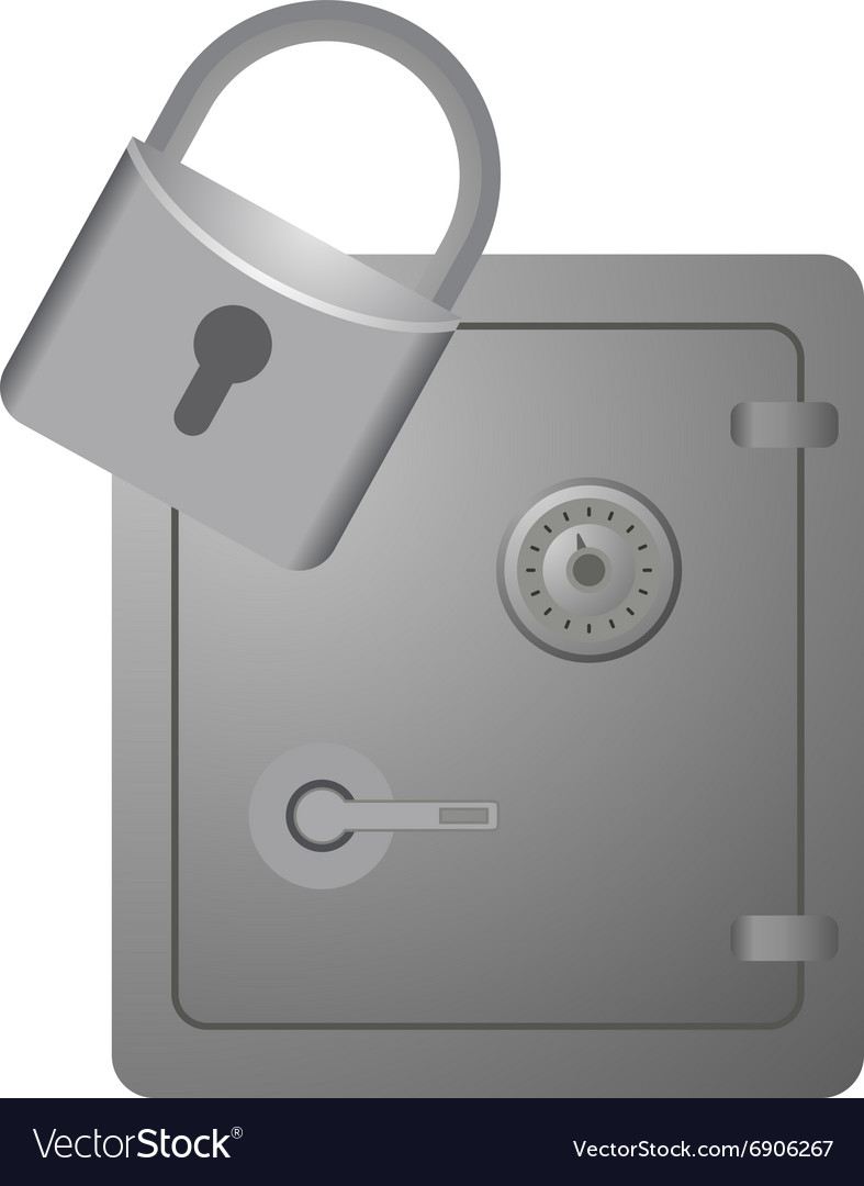 Security box vector