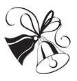 Wedding bells vector image