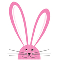 PinkBunny vector image