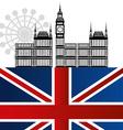 British design vector image