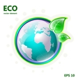element for design ecology vector image