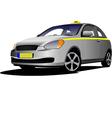 al 0248 taxi vector image