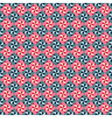cheerful seamless pattern vector image vector image