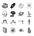 obvvozovanie nature shop and other web icon in vector image