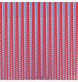 stripes and circles vector image